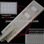 High quality factory price durable aluminum YMC-S30 all in one solar integrated street light wholesale-YMC-S30