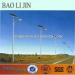 plastic powder coated solar street light poles for sale-LIGHT POLES
