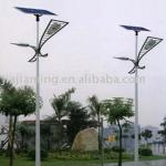 solar lighting pole-JJM-SL-001