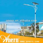 new led products 2014 photovoltaic 5years warranty IP66 solar street lighting pole 10m-AN-SSL-160w/440w/10m