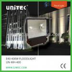 2013 new design E40 400w outdoor floodlight for metal halide lamp, IP65 waterproof-UN-MH-400
