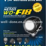 IP68 HID light, HID offroad light,HID off road light, HID off-road lighting-WD-F18