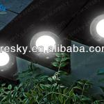 LED square light garden light outdoor motion sensor light Solar LED underground light-ESL-01