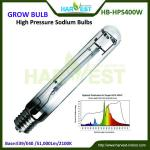 Garden greenhouse hps used aeroponic system-HB-LU400W