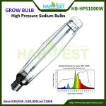 Hydroponics equipment 1000w hps grow light-HB-MH1000W