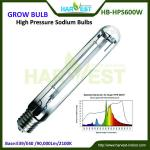 Greenhouse/garden system hps grow light-HB-LU600W