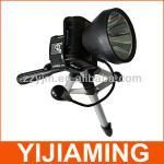 Hot Selling High quality 3W Blue LED Fishing LED Lamp Head light Headlamp Light with Tripod and Bait Light-YJM-4925