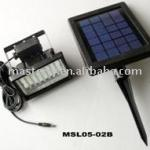 2w solar home light/camping light/fishing light-msl05-02B