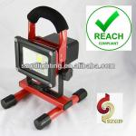 10W led portable work light, rechargeable flood light, portable emergency light, Fishing Lights-GD-F024