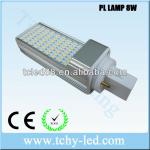 3000k G24 LED PL for Coffee shop-TC-G24-8WC