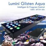 2012 acrylic housing high power 150W led aquarium fixture-
