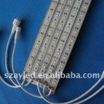 IP68 waterproof SMD 5050 60leds/m 1200LM LED rigid light bar for water or outdoor all the time-