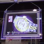 Advertising Crystal Light Box with double side Advertising Mate-MP350-1(LED)