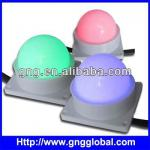 2012 Hot item color change outdoor full color rgb pixel module ws2801-GG-LD6060X3SMD-IC