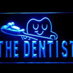 190174B Dentist Toothbrush Doctor Hospital Top Painless Qualified LED Light Sign-110064B