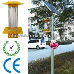 light + time + rain control 15W Lamp 40w Panel Solar Insect ultraviolet Killer Light-XT-201A/D