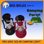 Hot sell Solar led camping light-HRS-6062