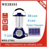 LED Rechargeable Solar Light with Torch (WRS-2780L)-WRS-2780L
