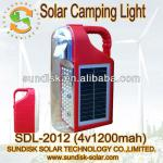 Rechargeable Portable Solar LED Camping Lantern-SDL-2012