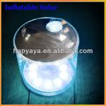 2013 New Factory Original Design Inflatable solar led light-HSL