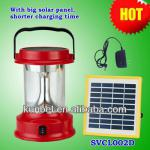 Hot selling! new design Solar LED Light with USB charger.-SVCL002D