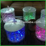 2013 patent owned original design 7-color inflatable solar powered led light-HSL