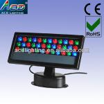 high power 36*1/3w RGB led outdoor waterproof wall washer ip65 light-AC-LED F8607