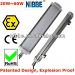 LED explosion proof fluorescent lighting fixture-EPTL03