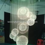 wholesale led crystal chandelier made in China for wedding centerpiece-LX-wholesale crystal chandelier -C9100