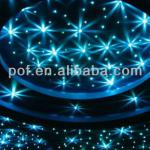 Optic blue sky with sparkling stars,Different style fiber optic ceiling light-DS-1