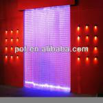 PMMA Fiber Optic Curtain , changeable color plastic optic lighting-DS280