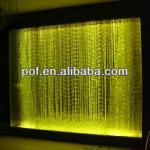 Home Light Decoration with PMMA Plastic Fiber , Optic Waterfall light-DS296
