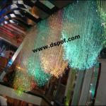Easy DIY! Hot sale! Irregular style, plastic optical fiber light-DS-CH-016