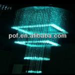 Plastic Optic Fiber Chandelier for Ceiling Decoration-DSL033