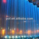 Waterwall curtain Plastic pmma optical fiber-DSL009