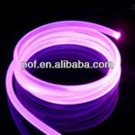 Side light Lucent Fiber Optic Cable , Optical Illumination , pool decoration-DSS001