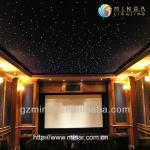 fiber optic lighting, Theatres and cinemas lighting-