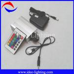 12VDC 5W LED fiber optic illuminator with IR control-5W