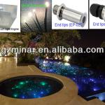fiber optic swimming pool lighting, starry effect in the swimming pool (R-150/WP)-R-150/WP
