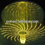 Different Style PMMA Bare Optic Fibers ,crystal chandelier ceiling lights-DSL049