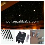 Lucent PMMA Fibre Optic Star Ceiling Light , Optic Fiber Cable-DSC010