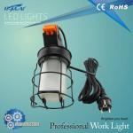 60W camping lantern hand lamp with metal clip-HL-LA0308