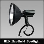 hunting equipment wholesale Powerful searchlight 12v 240mm 35/55/75/100w HID Xenon Portable handheld spotlight-JG-NFH240