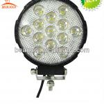New 3W X 13LED round Led driving work lamp DC12V-BE-2H0102-39