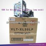 VLT-XL30LP projector lamp for Mitsubishi with stable performance-VLT-XL30LP