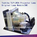 TLP-LW3A Projector Lamp for Toshiba with stable performance-TLP-LW3A