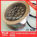 18*3w super bright led underwater Light-TP-SD-6012