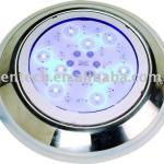 2014 NEW IP68 SMD3535 Super Bright High Power LED Swimming Pool light (100% waterproof Filled with Resin)3 Years Warranty-HT011C-27W-P