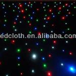 RGB led star cloth-JH