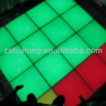 led interactive dance floor *Super bright Led dance floor with surprise price *led dance floor-HT-0057-5